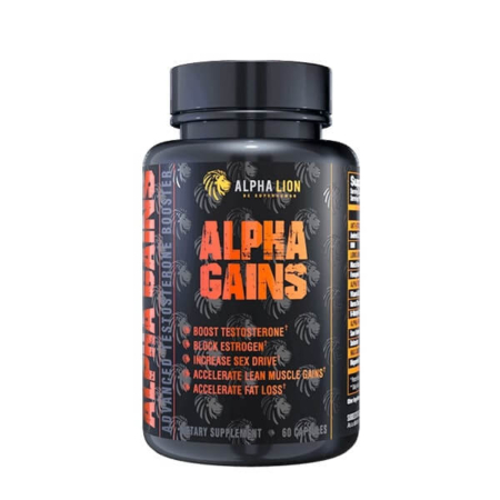 Alpha Lion Alpha Gains