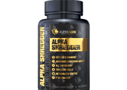 Alpha Shredder Alpha Lion
