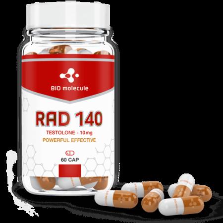 BIO Molecule - RAD 140 (Testolone)