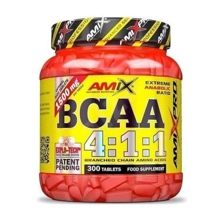 Bcaa 4:1:1 AMIX Nutrition