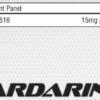Bio-Gen Innovations Cardarine GW-501516 Inhaltsstoffe