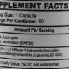 Bio-Gen Innovations LIGNDROL (LGD-4033) (Kapseln) Inhaltsstoffe Facts