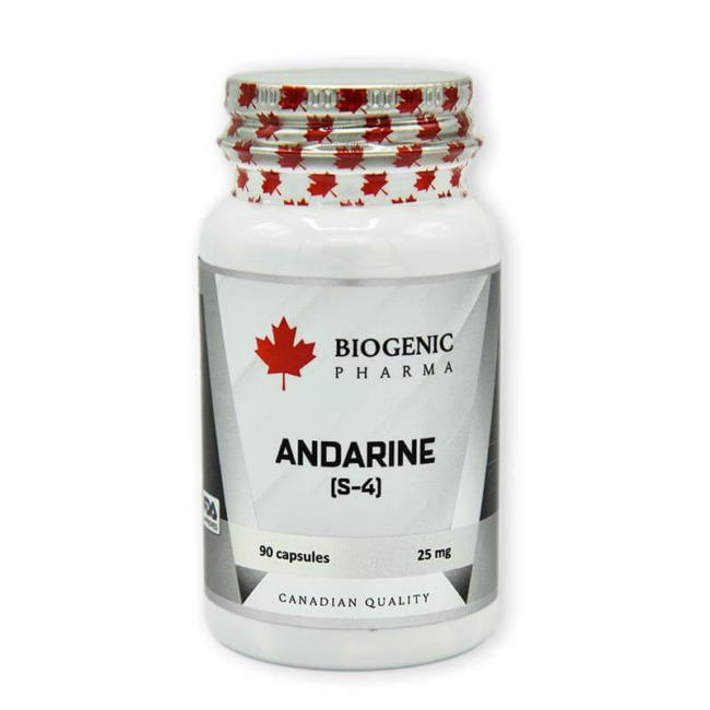Biogenic Pharma ANDARINE S-4
