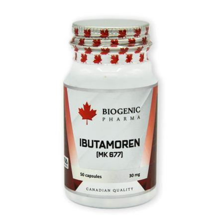 Biogenic Pharma IBUTAMOREN MK-677
