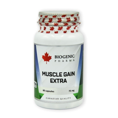 Biogenic Pharma MUSCLE GAIN EXTRA