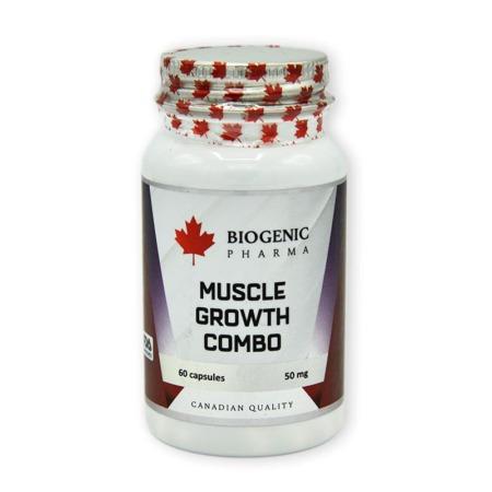 Biogenic Pharma MUSCLE GROWTH COMBO