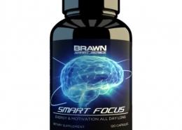 Smart Focus Brawn Nutrition (Brain Booster)
