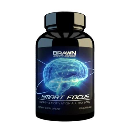 Brawn Nutrition Smart Focus Nootropic