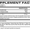 Cellucor Super HD Water Inhaltsstoffe Facts