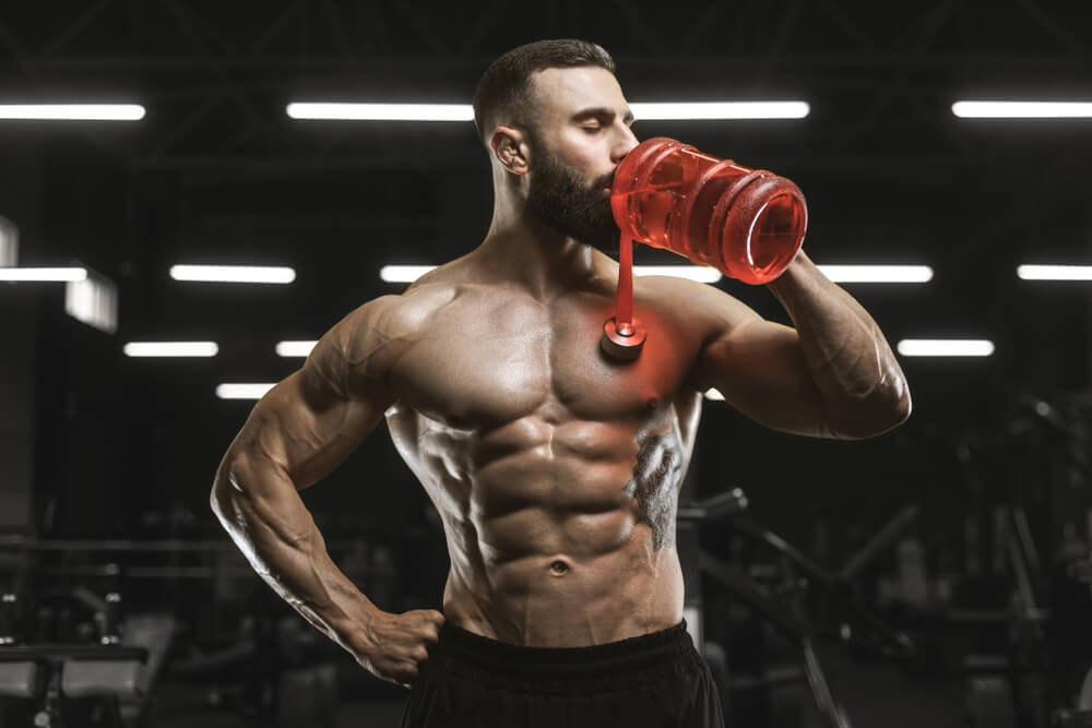 DMHA Pre-Workout Booster