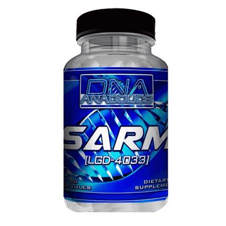 DNA Anabolics SARM LGD-4033