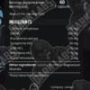 Dark Labs Adrenaline Inhaltsstoffe Facts