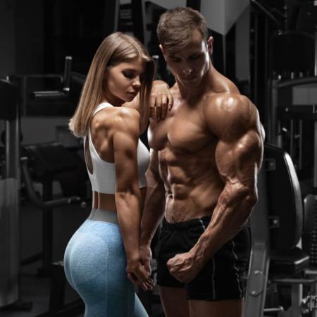 Günstiges Proteinpulver Fettabbau Muskelaufbeu
