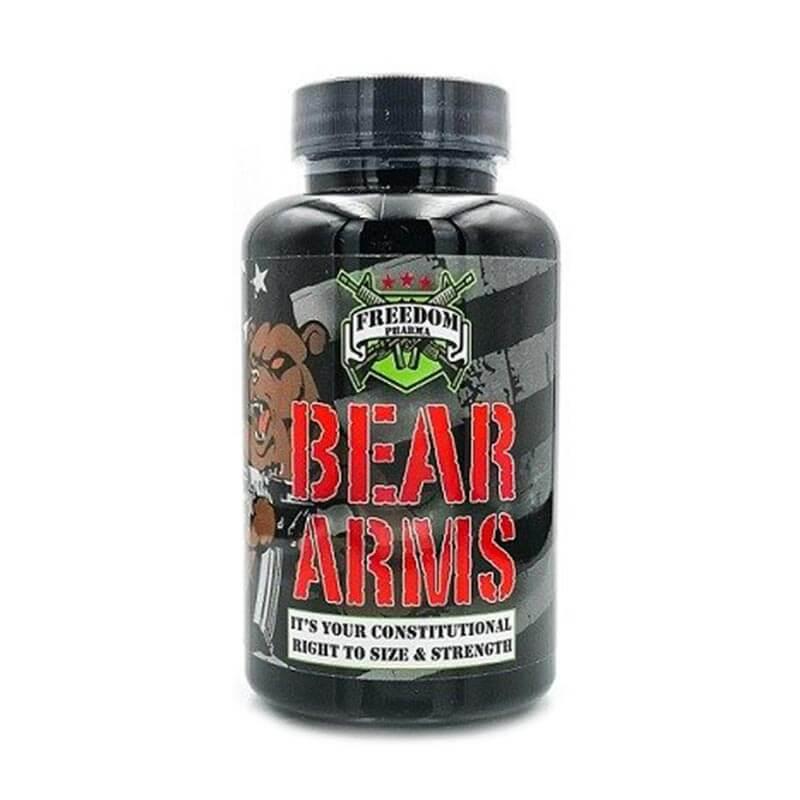 Freedom Pharma Bear Arms