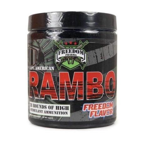 Freedom Pharma Rambo 110 mg DMAA