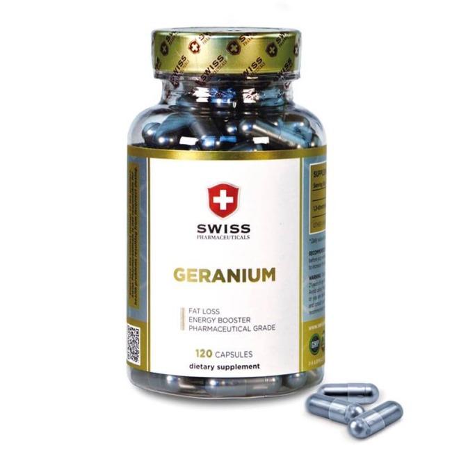 GERANIUM Swiss Pharmaceuticals