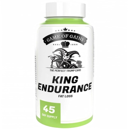 Game of Gains King Endurance Cardarine
