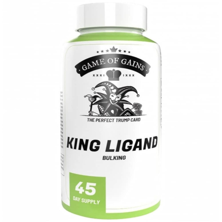 Game of Gains King Ligand LGD-4033