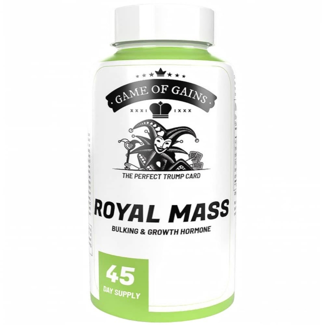 Game of Gains Royal Mass SARM-Stack