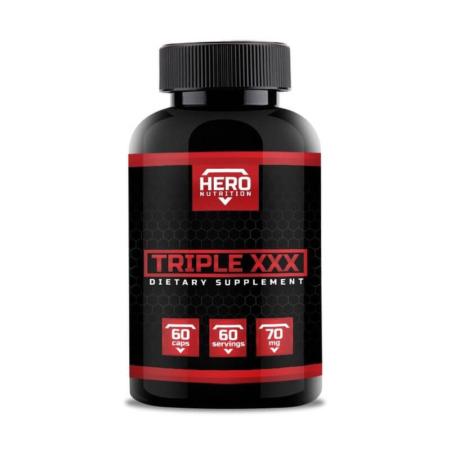 Hero Nutrition Triple XXX