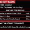 Hero Nutrition Triple XXX Inhaltsstoffe
