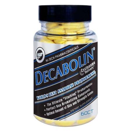 Hi-Tech Pharmaceuticals Decabolin