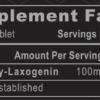 Hi-Tech Pharmaceuticals Laxogenin 100 Inhaltsstoffe Facts
