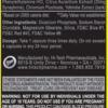 Hi-Tech Pharmaceuticals Yellow Scorpion Inhaltsstoffe Facts