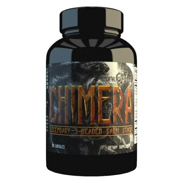 Immortal Science Chimera SARM STACK
