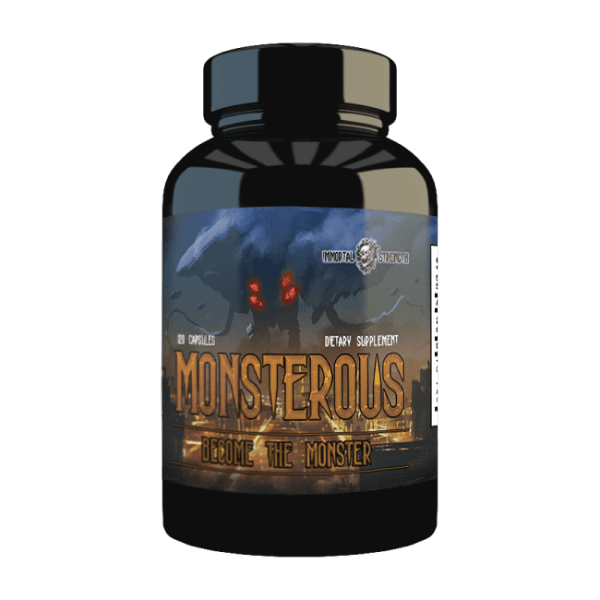 Immortal Strength Monsterous Ultradrol