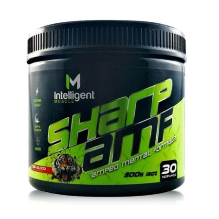 Intelligent Muscle Sharp AMF DMHA + DMAA