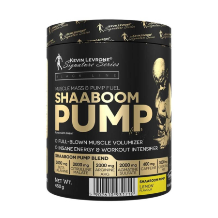 Kevin Levrone Shaaboom Pump 450g US Version