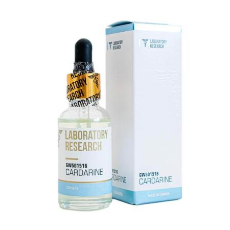 Laboratory Research Cardarine GW501516