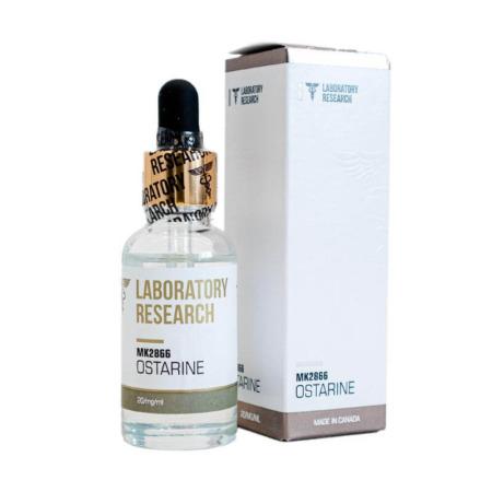 Laboratory Research Ostarine MK2866
