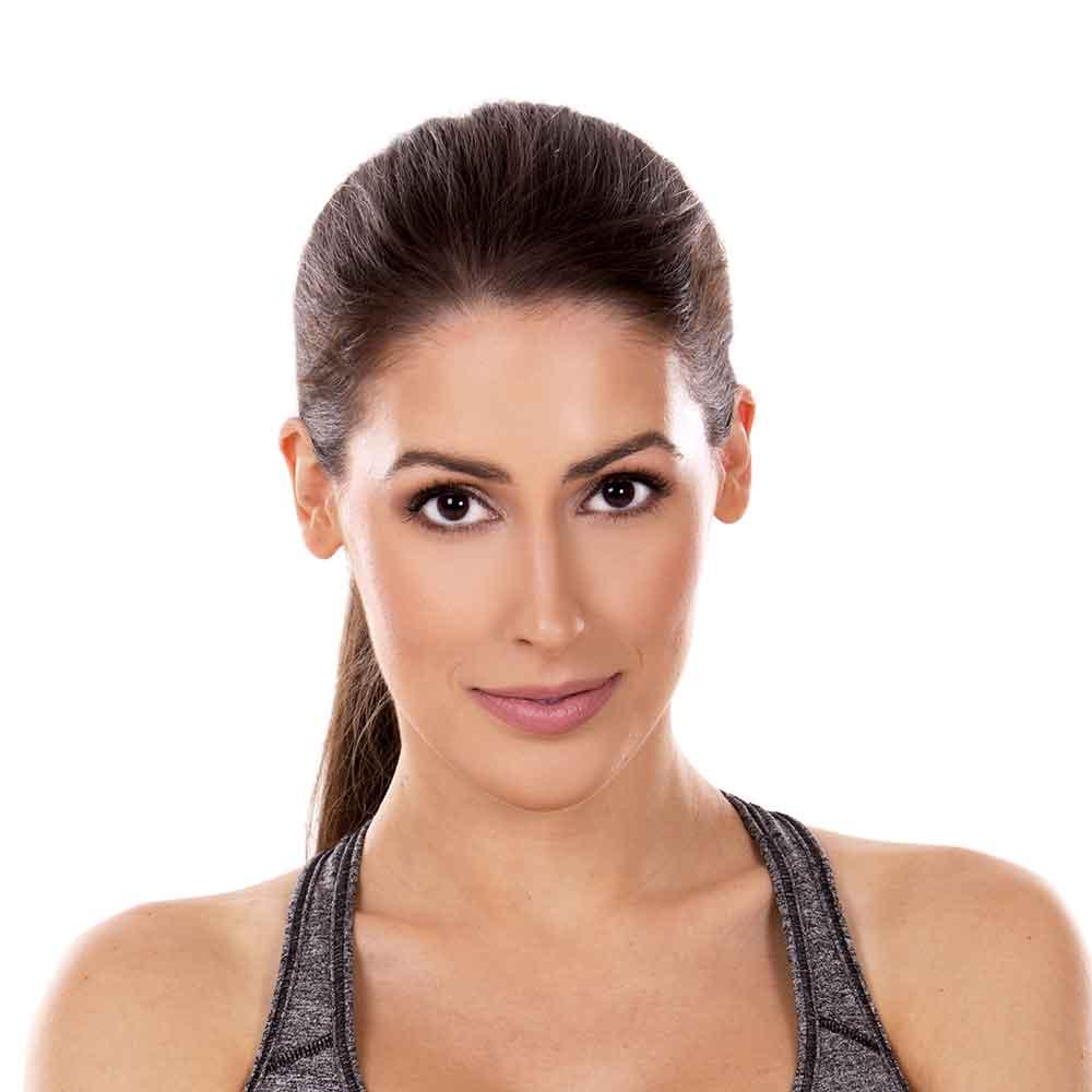 Laura Carafiol Athletin IFBB Fitness Competitor und Trainer