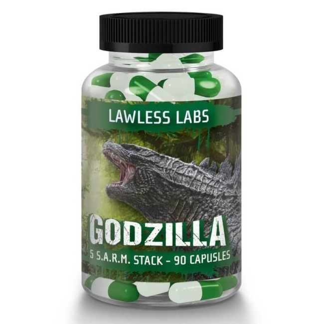 Lawless Labs Godzilla Sarm Stack