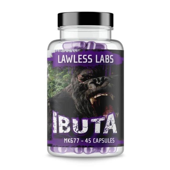Lawless Labs IBUTA MK-677