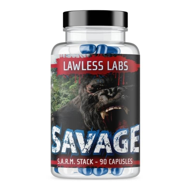 Lawless Labs Savage Sarm Stack