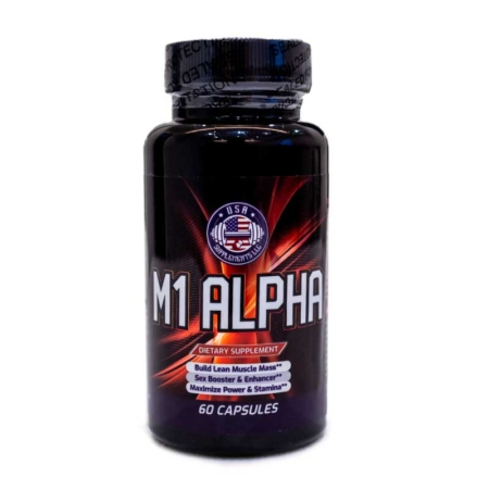 M1 Alpha USA Supplements LLC. Prohormon