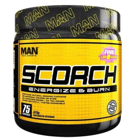 MAN Sports Scorch Fatburner Pulver