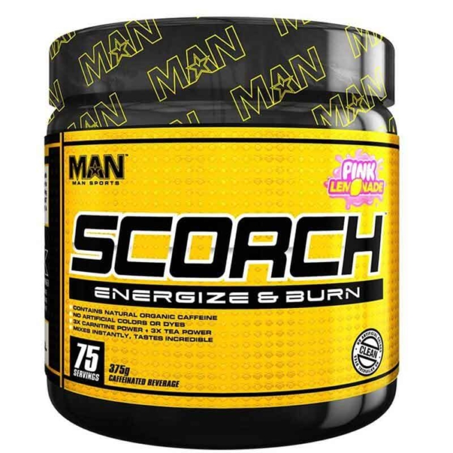 MAN Sports Scorch Fatburner Pulver