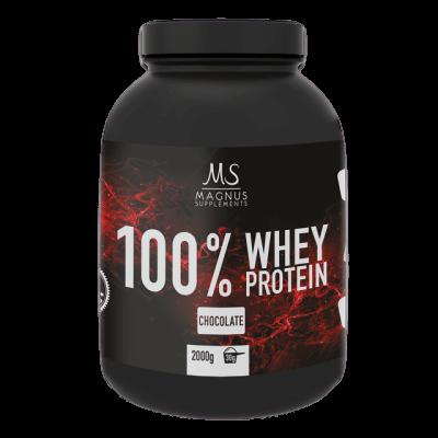 Magnus 100% Whey Protein 2000g