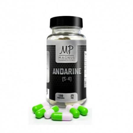 Magnus Pharmaceuticals ANDARINE (S-4)