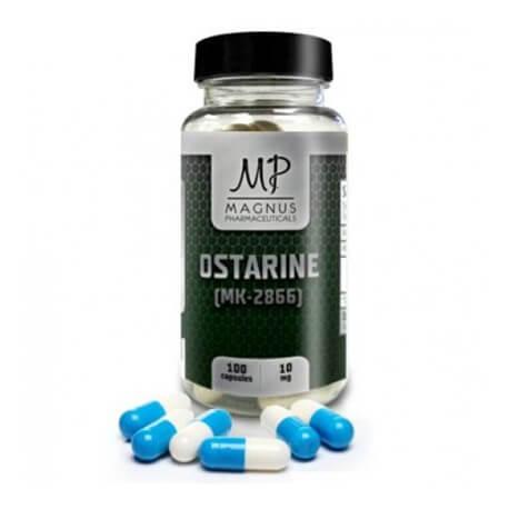 Magnus Pharmaceuticals OSTARINE (MK-2866)