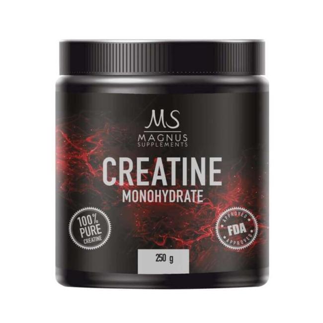 Magnus Supplements CREATINE MONOHYDRATE