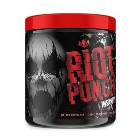 Muscle Metabolix Riot Punch Pure Insanity DMAA