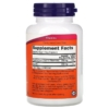 NOW Foods Choline and Inositol Inhaltsstoffe Facts