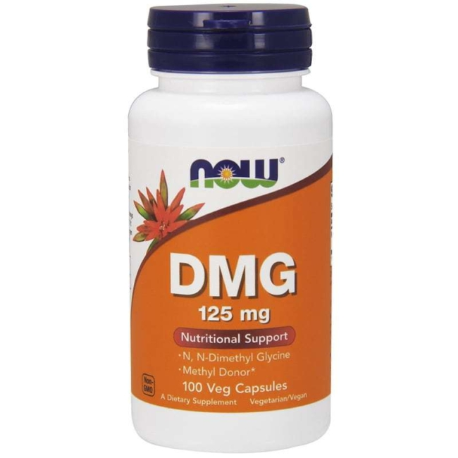 NOW Foods DMG 125 mg