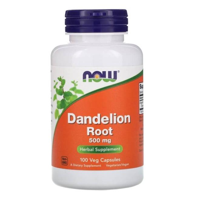 NOW Foods Dandelion Root 500 mg