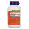 NOW Foods Dandelion Root 500 mg Inhaltsstoffe Facts